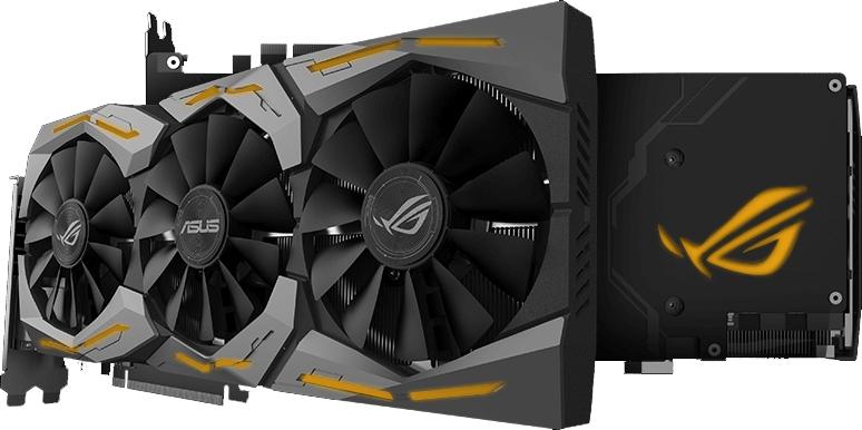 Esta es la ASUS Strix GeForce GTX 1080 - Pascal llevado a otro nivel